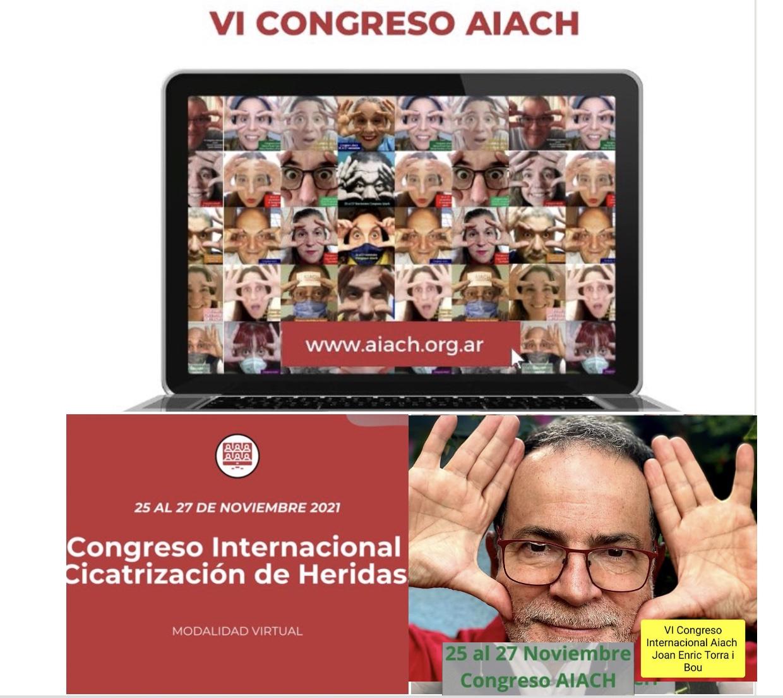 VI congreso AIACH, Argentina