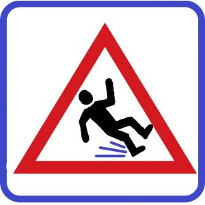 Prevención y mitigación de caídas accidentales