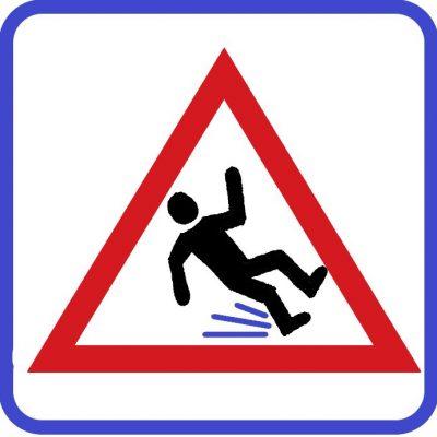 Caídas accidentales